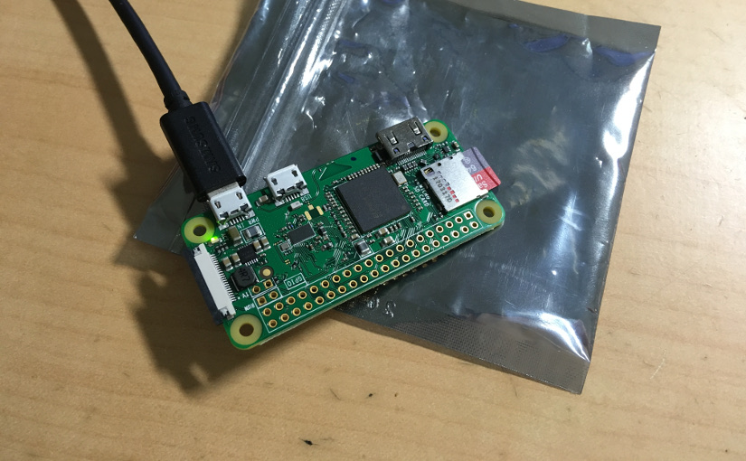 Access the Raspberry Pi via USB and SSH (OTG)