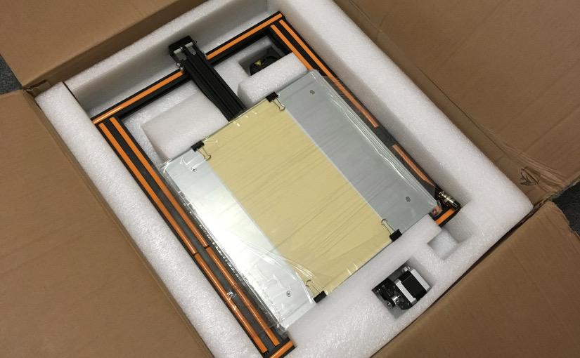 3D Printer arrived!